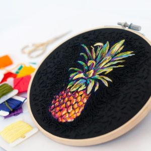 Danielle Clough pineapple
